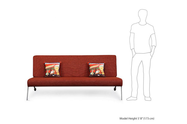 The Wanderer – Sofa Cum Bed
