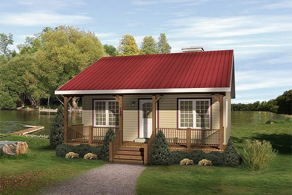 1 Bhk Farm House Designs