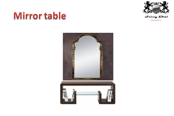 The Multipurpose Table